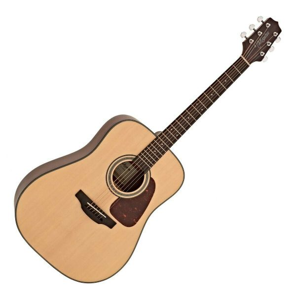 Takamine GD10-NS Dreadnought Acoustic Guitar, Natural - TK-GD10-NS